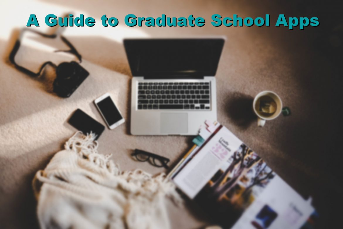 a guide to graduate school applications